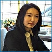 Eun-Jung Kim, sworn translator Korean-Dutch-Korean in Brussels and Louvain
